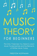 Music Theory for Beginners Book PDF