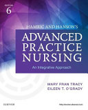 Image of book cover for Hamric and Hanson's advanced practice nursing : an ...