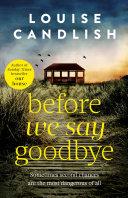 Before We Say Goodbye [Pdf/ePub] eBook
