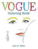 Vogue Coloring Book Book PDF