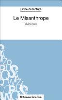 Le misanthrope de Molière (Fiche de lecture) Pdf/ePub eBook
