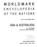 Worldmark Encyclopedia of the Nations  Asia   Australasia