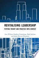 Revitalising Leadership