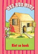 Books - Kom Ons Lees Pienk Vlak: Riet se boek | ISBN 9780333584309