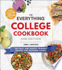 The Everything College Cookbook  2nd Edition Book