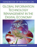 Handbook of Research on Global Information Technology Management in the Digital Economy Pdf/ePub eBook
