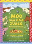 Moo Baa Baa Quack Pdf/ePub eBook