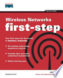 Wireless Networks First Step Book PDF