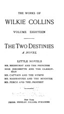The two destinies  Little novels