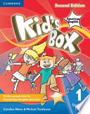 Kid S Box American English Level 1 Student S Book
