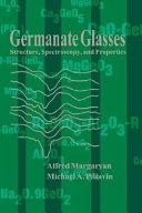 Germanate Glasses