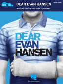 Dear Evan Hansen Strum Sing Guitar Book