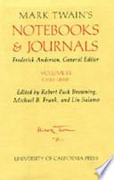 Mark Twain S Notebooks Journals Volume Iii