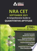 A Comprehensive Guide to Quantitative Aptitude for NRA CET Exam eBook