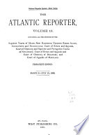 The Atlantic Reporter