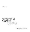 Concepts in Practice Lighting