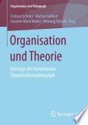 Organisation und Theorie