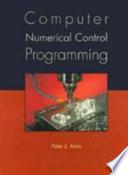 COMPUTER NUMERICAL CONTROL PROGRAMMING. Edition en anglais