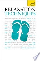 Relaxation Techniques Teach Yourself Book PDF