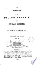 The History of the Decline and Fall of the Roman Empire  2 Book