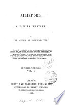 Ailieford  by the author of  John Drayton
