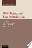 Well Being and Fair Distribution