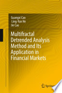Multifractal Detrended Analysis Method And Its Application In Financial Markets Book PDF