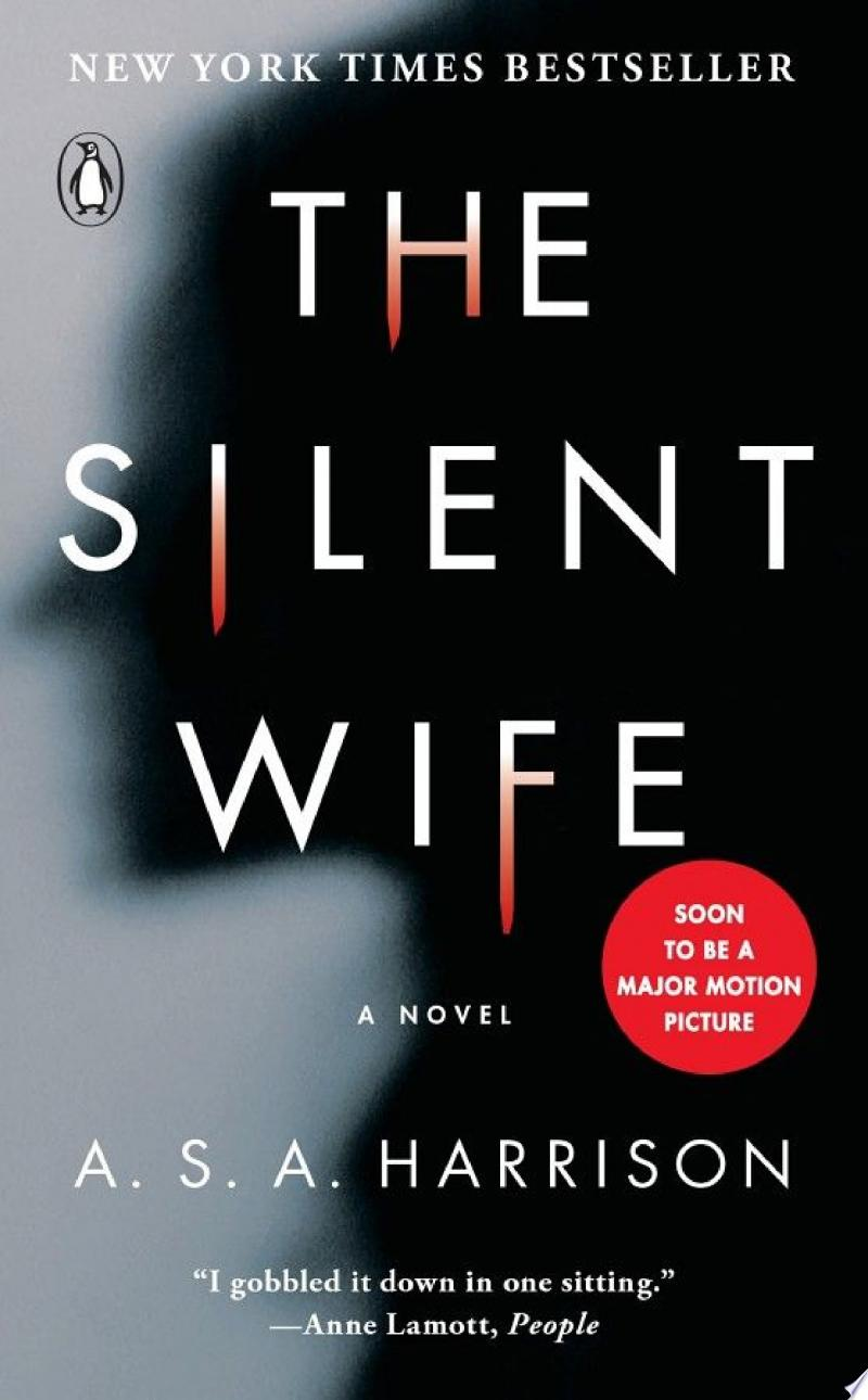 The Silent Wife banner backdrop