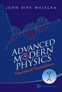 Advanced Modern Physics