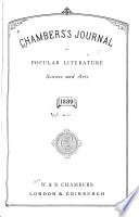 Chambers s Journal of Popular Literature  Science and Arts