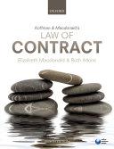 Koffman   Macdonald s Law of Contract
