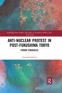 Anti Nuclear Protest in Post Fukushima Tokyo