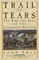 Trials of Tears Book
