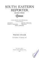 The Southeastern Reporter