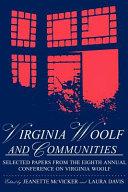 Virginia Woolf Communities