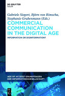Commercial Communication in the Digital Age