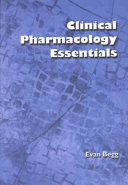 Clinical Pharmacology Essentials Book