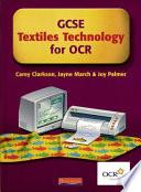 GCSE Textiles Technology for OCR