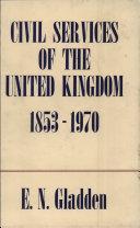 Civil Services of the United Kingdom