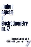Modern Aspects of Electrochemistry 28