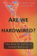 Are We Hardwired? Pdf/ePub eBook