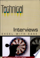 Technical Interviews: Excel with Ease