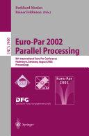 Euro Par 2002  Parallel Processing