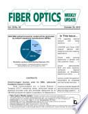Fiber Optics Weekly Update October 29  2010