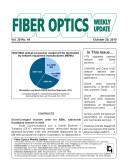 Fiber Optics Weekly Update October 29, 2010