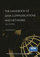 The Handbook of Data Communications and Networks Pdf/ePub eBook