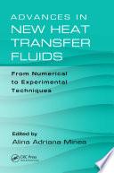 Advances in New Heat Transfer Fluids