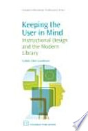 Keeping the User in Mind Book
