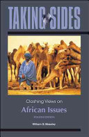 Taking Sides: Clashing Views on African Issues