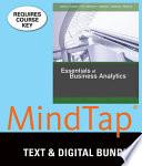 Essentials of Business Analytics + Mindtap Business Analytics, 1 Term - 6 Months Access Card